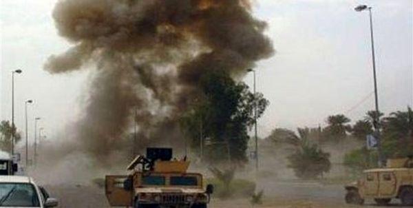 هدف حمله قرار گرفتن یک کاروان نظامی دیگر آمریکا در عراق