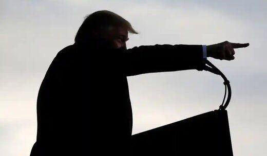 ترامپ مقصر اصلی حمله به کنگره را معرفی کرد