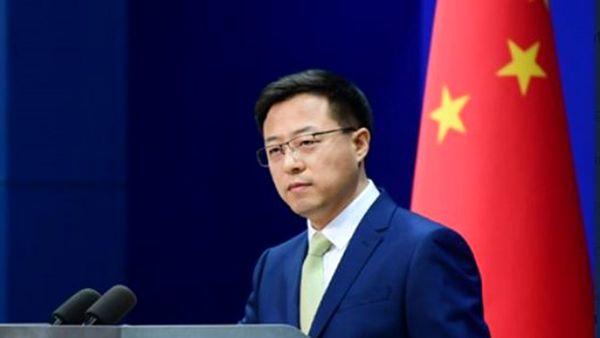درخواست چین برای توقف سفر مقامات آمریکا به تایوان