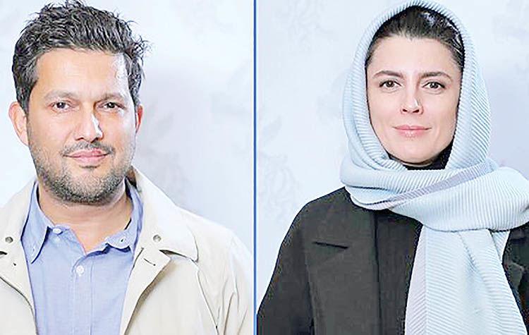 حامد بهداد و لیلا حاتمی همبازی میشوند