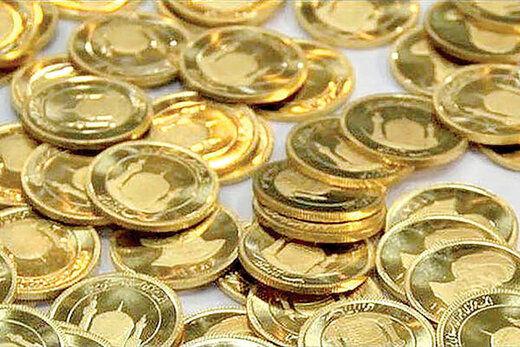 حباب سکه به ۱۰۰ هزار تومان رسید