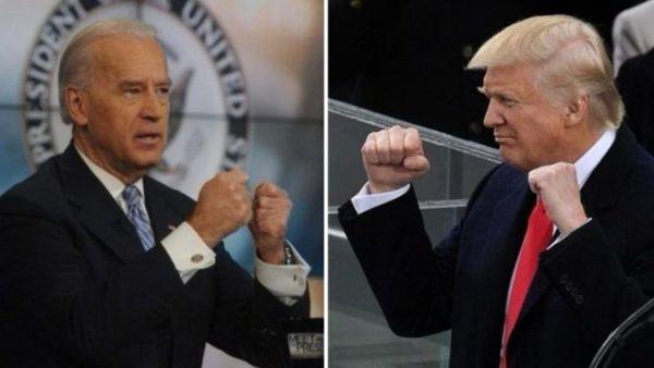 نظر ۷۴ درصد رای دهندگان آمریکا درباره مناظره ترامپ و بایدن