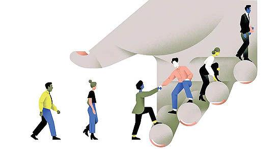 بحرانها؛ نردبانهایی برای رشد فردی و سازمانی