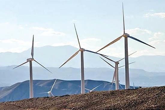 بومیسازی 70 درصد توربینهای بادی صبا نیرو