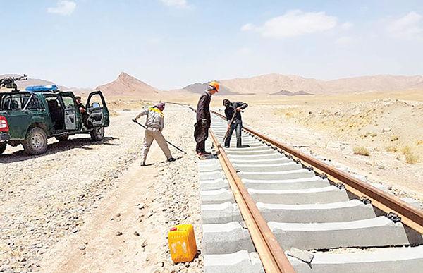 راهآهن خواف- هرات حلقه اتصال کریدور ترانزیتی شرق به غرب