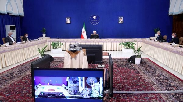 روحانی: حق تضعیف روحیه رزمندگان خط مقدم دیپلماسی را نداریم