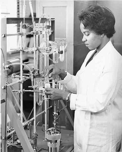 ریتا کینگ، شیمیدان آمریکایی