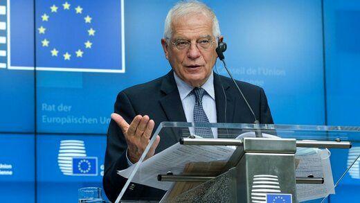 اتحادیه اروپا خواستار آتش بس فوری در غزه شد