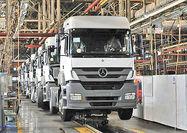 تغییرات قیمت ارز؛ مشکل تولیدکنندگان خودروهای سنگین