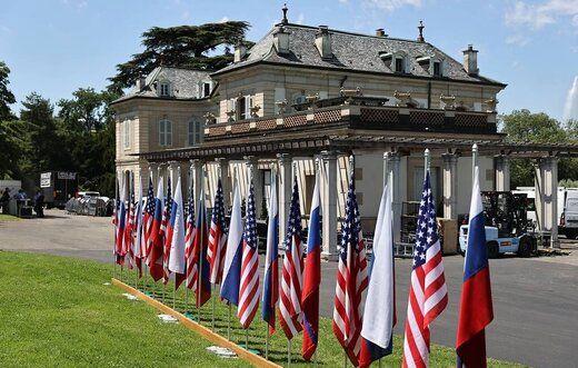 آغاز دومین دور مذاکرات روسیه و آمریکا در ژنو