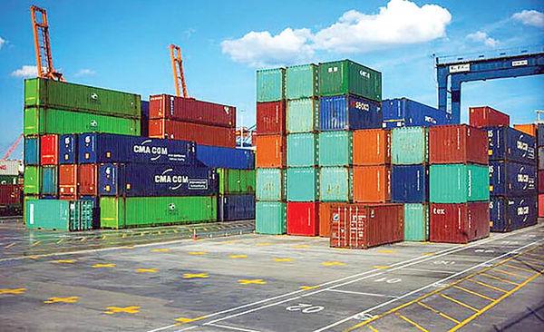 رشد تجارت خارجی در تیرماه