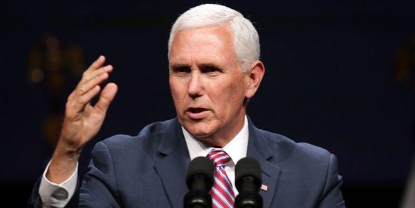 اتهام مایک پنس به دولت بایدن به دلیل نابودن کردن پیشرفتهای دولت ترامپ