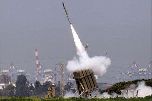 اصابت ۶۰۰ راکت به فلسطین اشغالی
