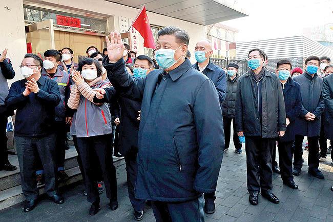 سیاستمداران چینی زیر فشار افکارعمومی