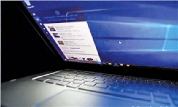 تلاش مایکروسافت برای تولید رایانه با نمایشگر دوگانه