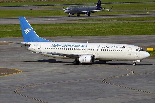 فرود اضطراری هواپیمای نظامیان افغان در تاجیکستان
