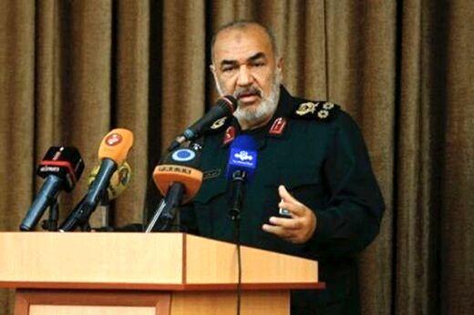 هشدار جدی فرمانده کل سپاه به رژیم صهیونیستی؛ خود را به سمت سقوط و سرنگونی نزدیکتر کردید