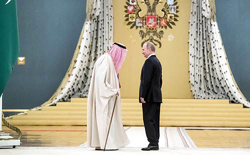 سرمایهگذاری تسلیحاتی روسیه در خاک عربستان
