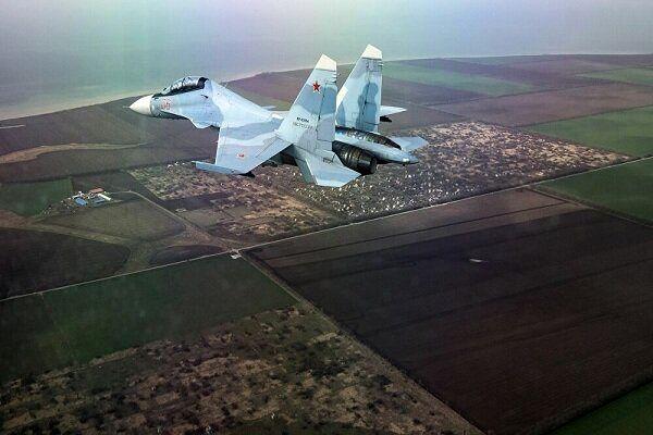 رهگیری هواپیمای جاسوسی آمریکا بر فراز دریای بالتیک