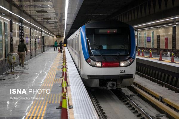 جزئیات جدید از حادثه آتشسوزی در ایستگاه مترو شوش