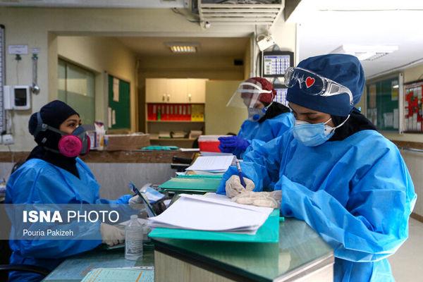 کاهش دوباره آمار فوتیهای کرونا در کشور/شناسایی ۸۴۰۴ بیمار جدید