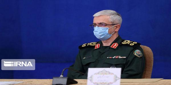 سرلشکر باقری بیانیه جدید صادر کرد