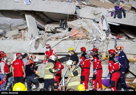 شمار قربانیان زلزله ترکیه افزایش یافت
