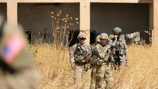 انتقال تجهیزات جدید به حسکه سوریه از سوی ارتش آمریکا