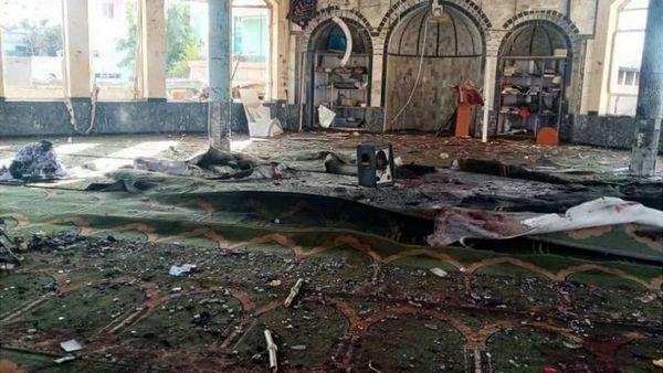 داعش مسئولیت حمله به مسجد در افغانستان را به عهده گرفت