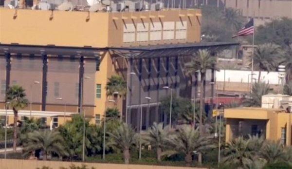 برنامه ریزی آمریکا برای خارج کردن سفارتخانه اش از بغداد
