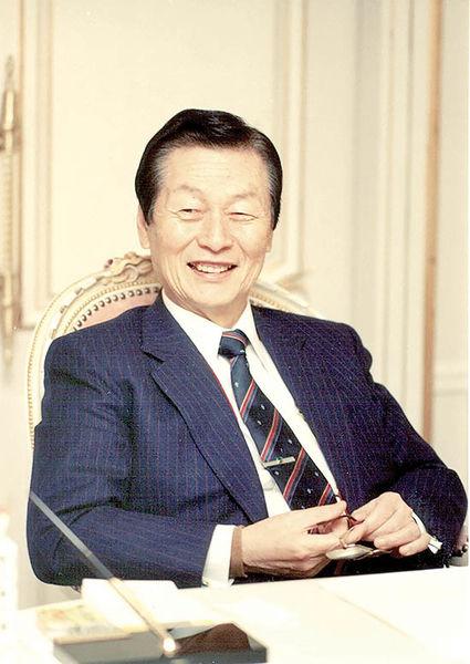 شین کیوک هو   بنیانگذار شرکت ژاپنی-کرهای لوته