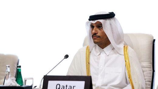 قطر: برای پیشبرد مذاکرات هستهای با ایران تلاش میکنیم