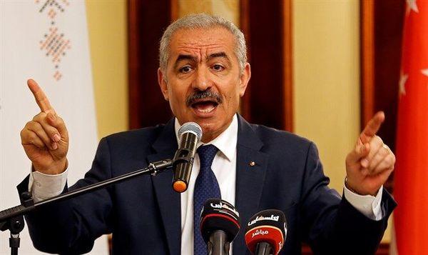 انتقاد نخستوزیر تشکیلات خودگردان به ورود هیات اماراتی به مسجدالاقصی