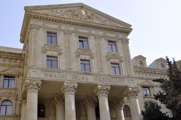 اعتراض آذربایجان به اظهارات پمپئو درباره قره باغ