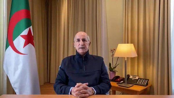 رییس جمهوری الجزایر بار دیگر برای درمان به آلمان رفت