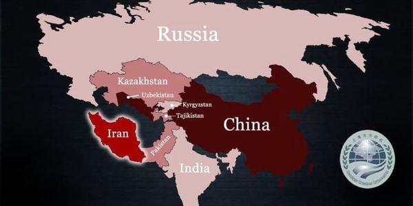 رقابت پنهان روسها و چینیها