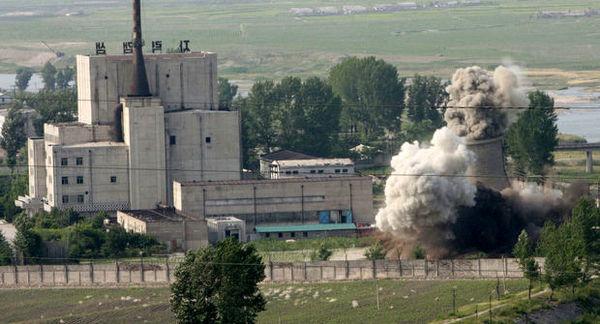 کره شمالی به تولید سلاح هسته ای نزدیک تر شد!