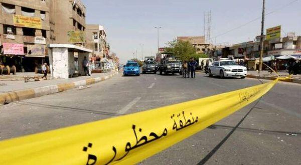 انفجار بمب در مسیر کاروان آمریکایی در استان بابِل عراق