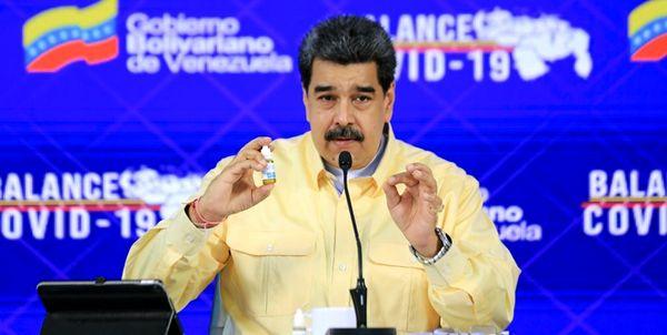 مادورو: واکسن روسی هفته آینده وارد ونزوئلا میشود
