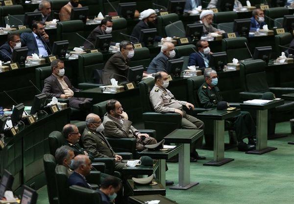 اسامی نمایندگانی که با تأخیر به جلسه علنی آمدند