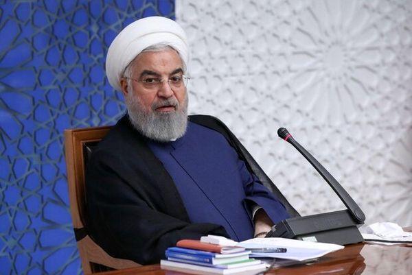 روحانی: دولت مصمم است دسترسی مردم به کالاهای اساسی را تامین و قیمت آنها را کنترل کند