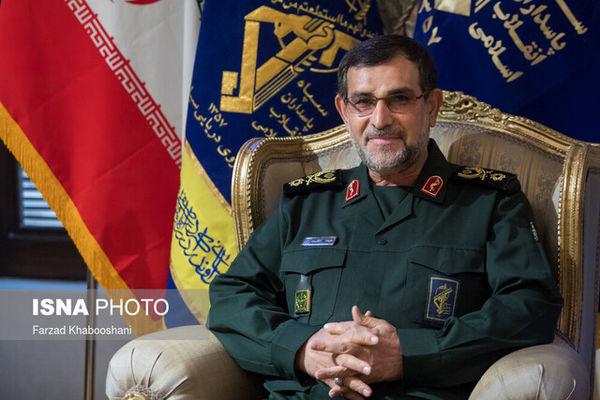سردار تنگسیری:  خلیج فارس در امنیت کامل است/ رزمایشها سایه جنگ را از ملت ما دور کرد