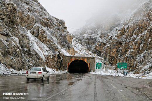 یخبندان و دمای زیر صفر در ۲۶ مرکز استان