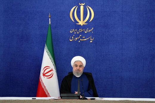 روحانی: حق هستهای را برای ایران تثبیت کردیم/ کشور را از رکود و تورم نجات دادیم /۲