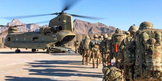 کاهش نیروهای آمریکا در عراق و افغانستان