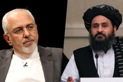 جزئیات دیدار ظریف با هیئت طالبان در تهران