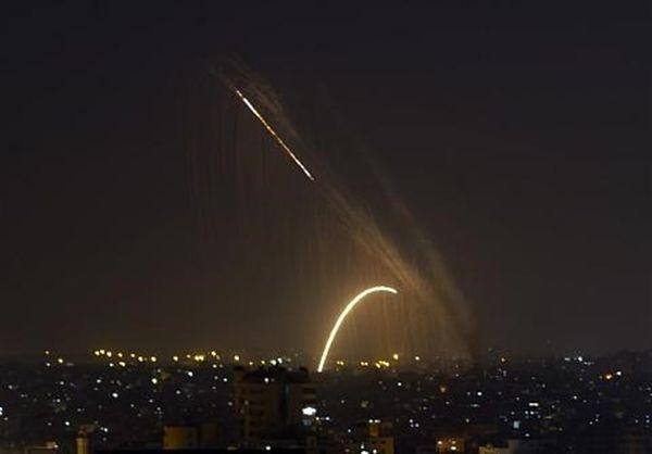جنگندههای اسرائیلی دمشق را بمباران کردند