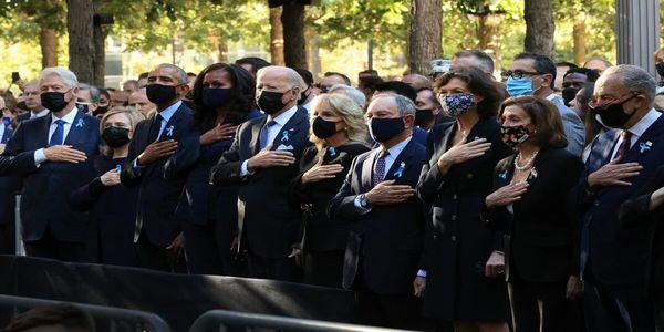غیبت ترامپ در مراسم 11 سپتامبر