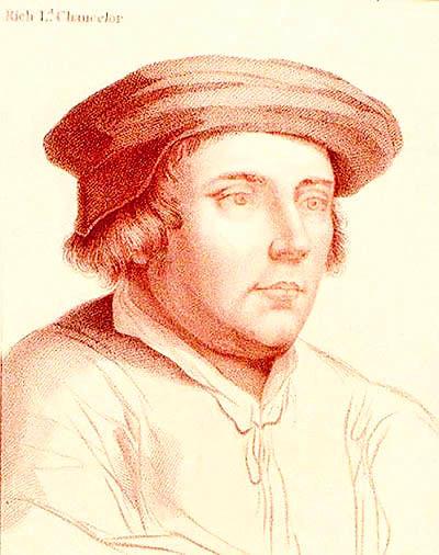 ریچارد چانسلور؛ تاجر و دریانورد انگلیسی