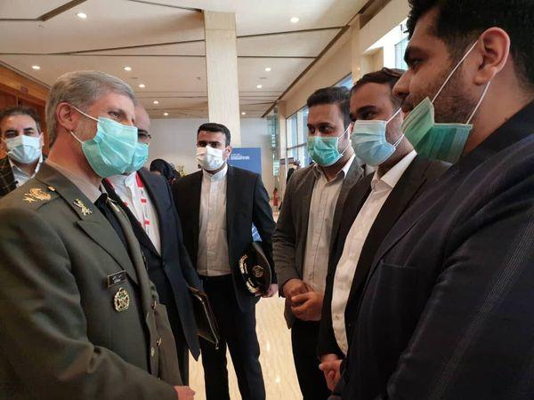 امیر حاتمی: ماهوارهبر ذوالجناح قدرت علمی ایران را به اثبات رساند